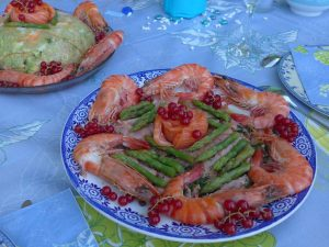 location villa la-ciotat fruits de mer