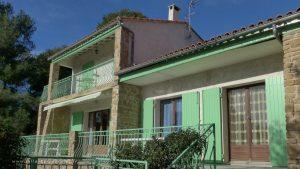 Villa de charme La Ciotat Côte d'Azur